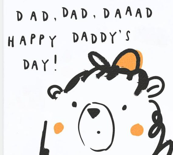West Malling, Fathers Day Card