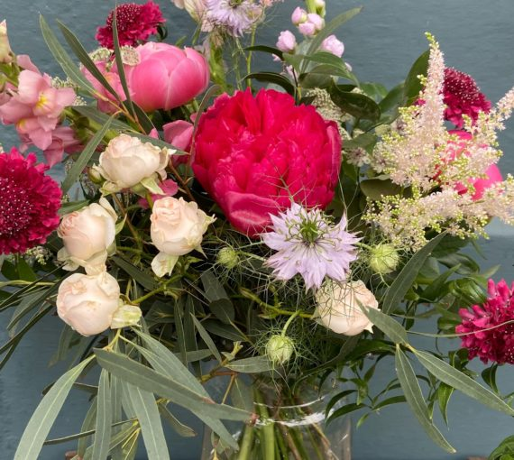 West Malling Bouquet of the Month, Fresh Flowers, Delivery