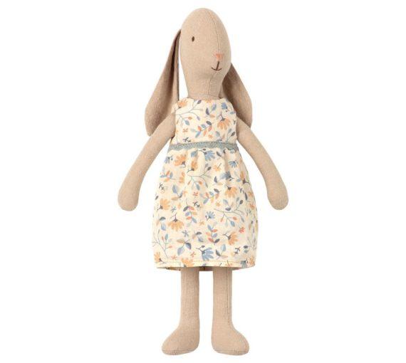 Maileg Bunny Size 2, Flower dress, Kent