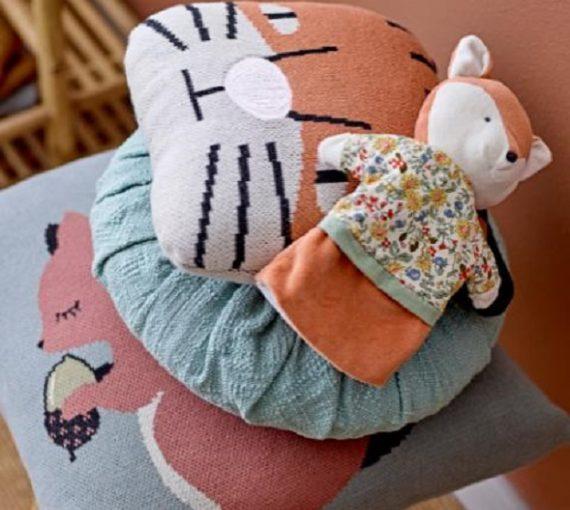 Bloomingville children's toys, Caveli Hand Puppet, Kent