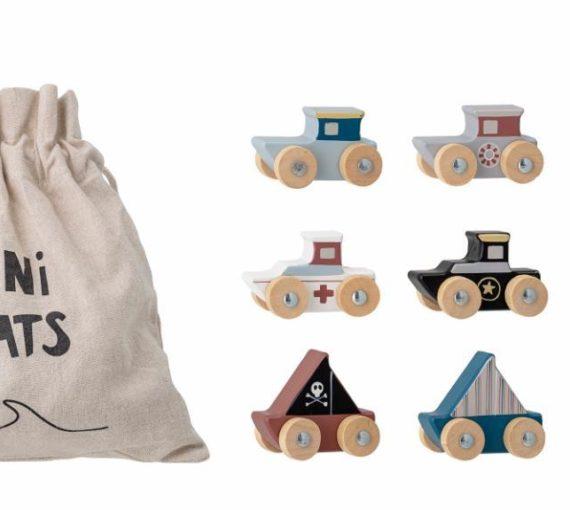 Bloomingville children's toys, Lissen boat set, West Malling, Kent