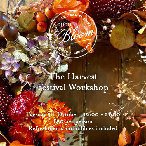 The Harvest Festival Workshop