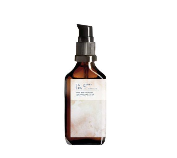 La Eva Jasmina Oil 50ml, COSMOS certified Natural